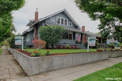 Salem Single Family Home For Sale: 1090 Winter St