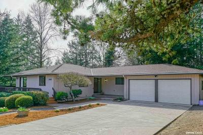 Albany Single Family Home For Sale: 3040 Kingston Way NW