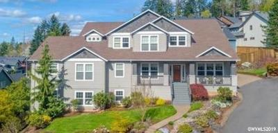 Salem Single Family Home For Sale: 1110 Cascara Lp