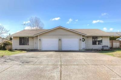 Stayton Multi Family Home Active Under Contract: 1823 Wilding (- 1825) Pl