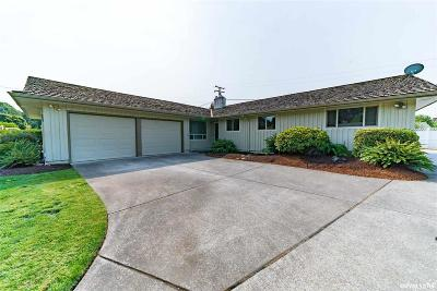 Stayton Single Family Home Active Under Contract: 744 E Hollister St