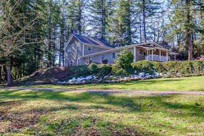 Lebanon Single Family Home For Sale: 40191 Hilltop Dr