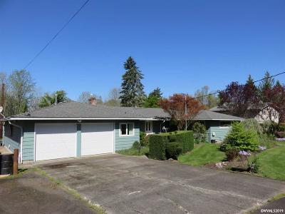 Salem Single Family Home For Sale: 467 Fir Knoll Ln