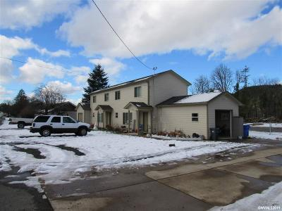 Mill City Multi Family Home For Sale: 239 Grove (& 249) St