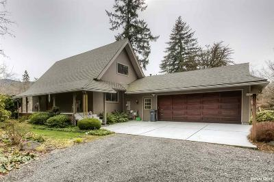 Stayton Single Family Home Active Under Contract: 11922 Riverhaven Ln