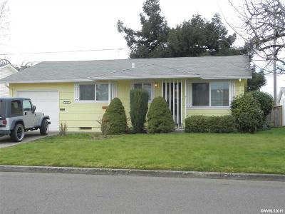 Woodburn Single Family Home For Sale: 1769 Sallal Rd