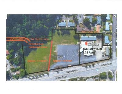 Salem Residential Lots & Land For Sale: 1675 Wallace (Adjacent To) Rd