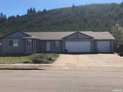 Sweet Home Single Family Home For Sale: 2761 Foothills Dr