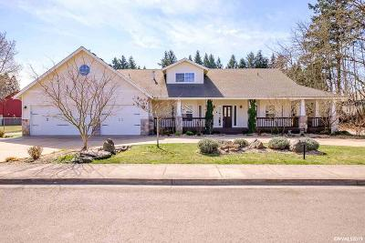 Keizer Single Family Home Active Under Contract: 1170 Bair Rd
