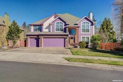 Albany Single Family Home For Sale: 2421 Violet