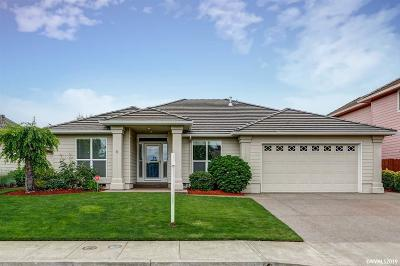 Keizer Single Family Home For Sale: 1148 McNary Estates Dr