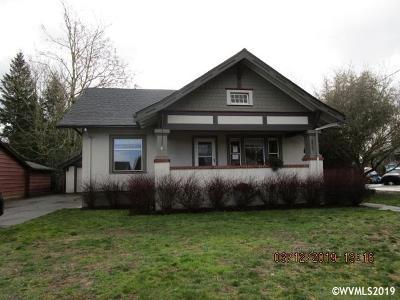 Canby Single Family Home For Sale: 377 SW 3rd Av