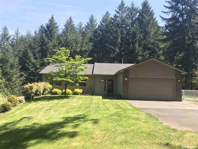 Lyons Single Family Home Active Under Contract: 40957 N McCully Mountain Rd