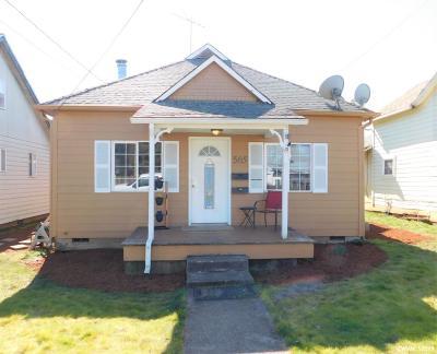 Dallas Multi Family Home Active Under Contract: 565 SE Ash St