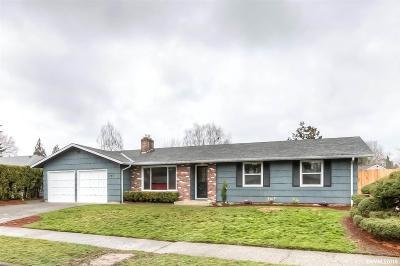 Keizer Single Family Home For Sale: 3799 5th Av