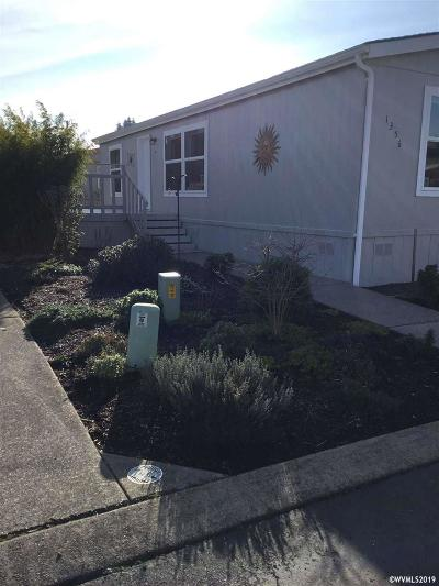 Keizer Manufactured Home For Sale: 1356 Stonefield Pl #54