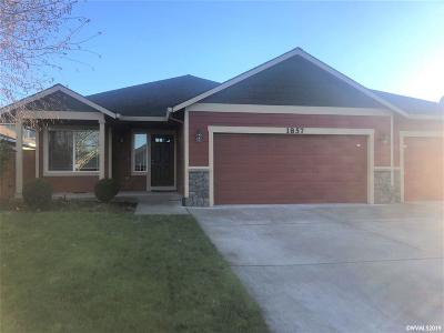Monmouth Single Family Home Active Under Contract: 1857 Denali Dr