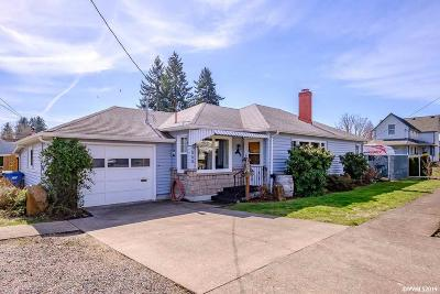 Stayton Single Family Home Active Under Contract: 560 E Virginia St