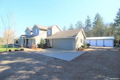 Salem Single Family Home For Sale: 5903 Aspen Wy