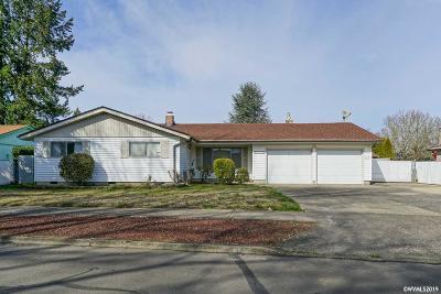 Salem Single Family Home For Sale: 4579 Sesame St