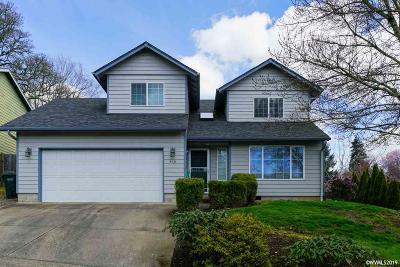 Salem Single Family Home For Sale: 410 Upper Lavista Ct