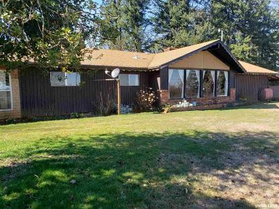 Salem Single Family Home Active Under Contract: 2752 Cole Rd