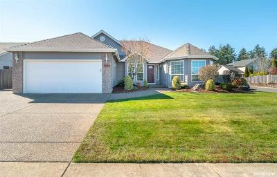 Albany Single Family Home For Sale: 4740 Chinook Dr