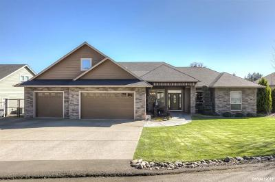 Salem Single Family Home For Sale: 1980 Landaggard Dr