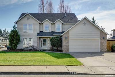 Keizer Single Family Home Active Under Contract: 672 Springridge Dr