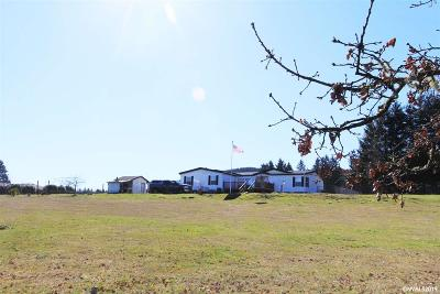 Monmouth Manufactured Home Active Under Contract: 12750 South Kings Valley Hwy