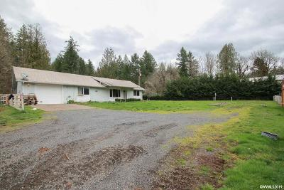 Gates Single Family Home Active Under Contract: 640 Santiam Hwy