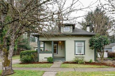 Stayton Single Family Home Active Under Contract: 758 E Virginia St