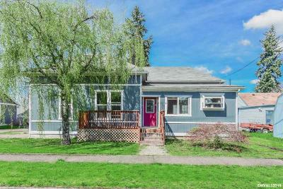 Lebanon Single Family Home For Sale: 23 W Olive St