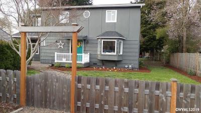 Keizer Single Family Home For Sale: 641 Dietz Av