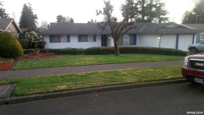 Keizer Single Family Home Active Under Contract: 1916 Meadowlark Dr