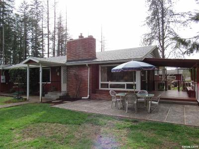 Lyons Single Family Home Active Under Contract: 11051 Teeters Rd