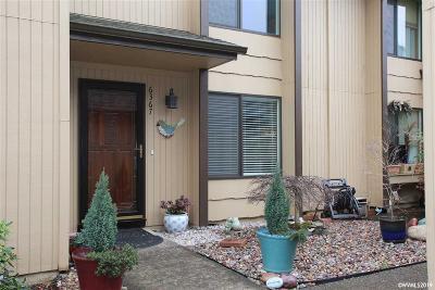 Salem Condo/Townhouse Active Under Contract: 6367 Fairway Av