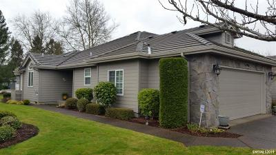 Keizer Single Family Home Active Under Contract: 6396 Castle Pines Cl