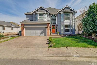 Keizer Single Family Home Active Under Contract: 7792 St Charles St
