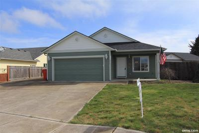 Aumsville Single Family Home For Sale: 973 Highberger Lp