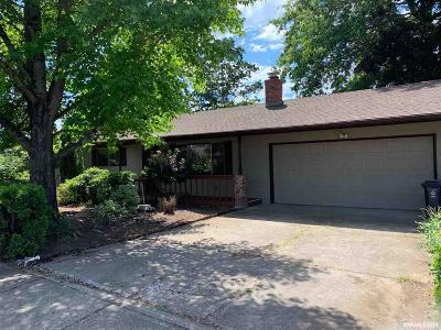 Salem Single Family Home For Sale: 3491 Williams Av