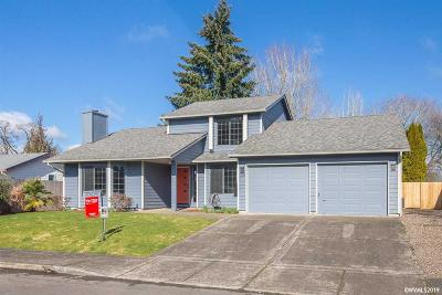 Keizer Single Family Home Active Under Contract: 1033 Buchholz Ct