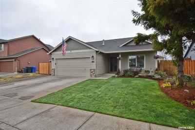 Keizer Single Family Home Active Under Contract: 5432 Mirage St