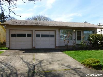 Woodburn Single Family Home For Sale: 1339 Astor Wy