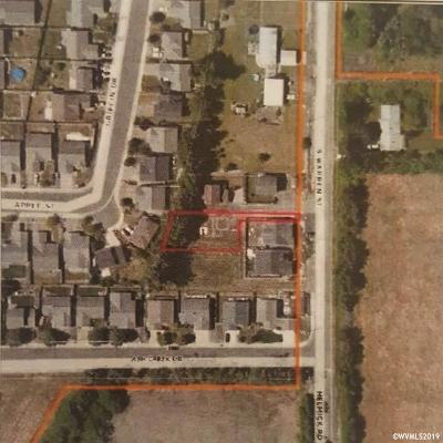 Monmouth Residential Lots & Land For Sale: 870 Helmick Rd