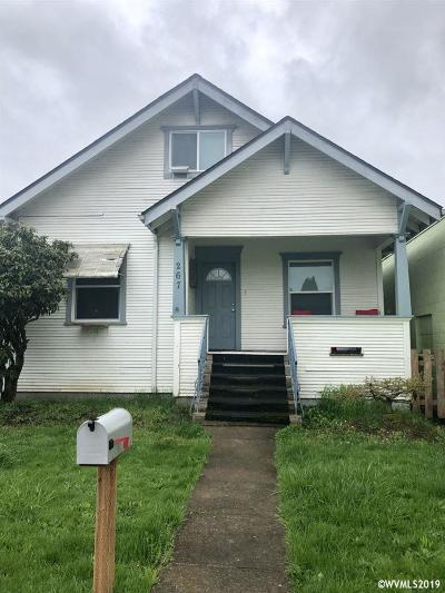 Stayton Single Family Home Active Under Contract: 267 N 2nd Av