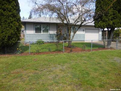 Albany Single Family Home For Sale: 2045 Front Av