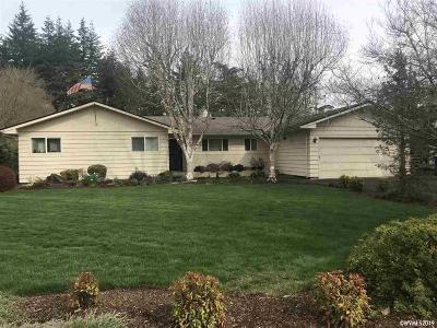 Dallas Single Family Home For Sale: 838 SW River Dr
