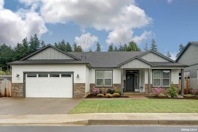 Keizer Single Family Home For Sale: 7794 Katherine St