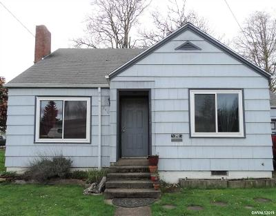 Monmouth Single Family Home Active Under Contract: 340 Broad St